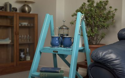 Side Table Ladders